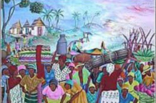 Article : Haiti: Petit cri d'alarme!