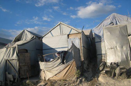 Article : 5 ans après le séisme du 12 janvier, ils vivotent encore sous les tentes