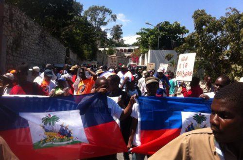 Article : Contre la barbarie des Dominicains sur des Haïtiens? Protestation, et après?