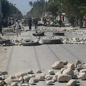 Haïti-greve-une-journée-de-la-panique-à-la-capitale