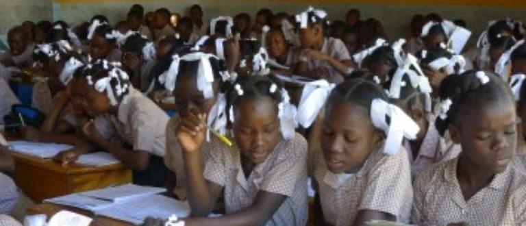 Article : Une éducation pour quelle société en Haïti?