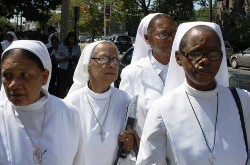 Article : Haïti: Panique dans le champ des congrégations religieuses