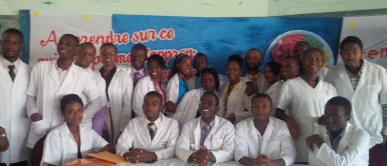 Article : La faculté de médecine célèbre la Semaine internationale du cerveau en Haïti
