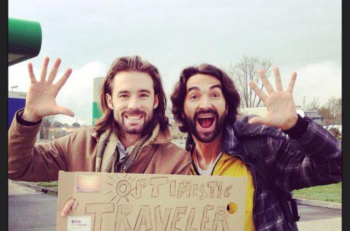 Article : Incroyable, mais vrai ! Eux, ils ont fait le tour du monde en 80 jours sans argent !