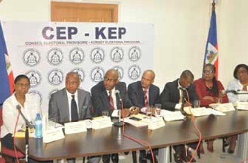 Article : Haïti/ élections: Monsieur le candidat, quelle est votre bannière politique?