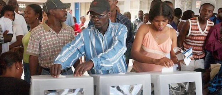Article : Mes observations sur les élections générales en Haïti