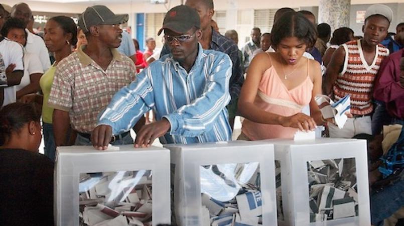 Mes observations sur les élections générales en Haïti